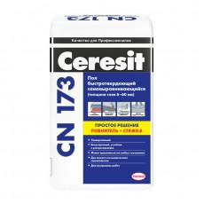 Универсальная самовыравнивающаяся смесь Ceresit CN173, 20 кг