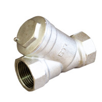 Фильтр сетчатый латунный STI 32
