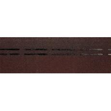 Коньково-карнизная черепица Docke PIE PREMIUM/ Зрелый каштан