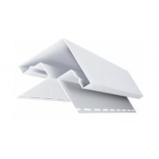 Угол прямой GL Яфасад 3.0 Белый