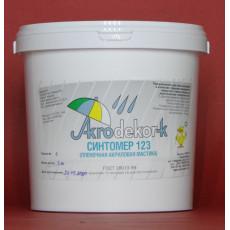 Гидроизоляция обмазочная «Синтомер 123» 3л