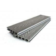 Террасная доска Premium NEW (3м) Серый