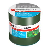 Лента-герметик самоклеящаяся Технониколь Никобенд, зеленый, 15х1000 см
