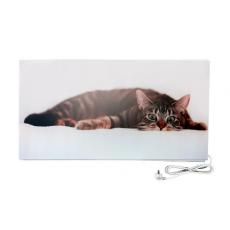 Инфракрасный обогреватель СТЕП-250/0,96×0,52 Кошка