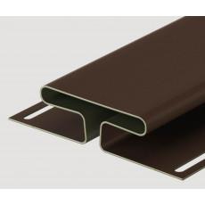 Döcke PREMIUM H-профиль (Шоколад)
