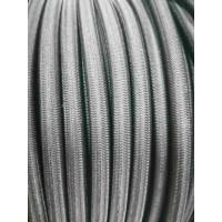 Шнуры резин. 8мм 24 пр. черный /100/