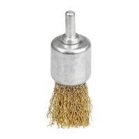 Щетка-крацовка чаша для дрели 17мм БИБЕР