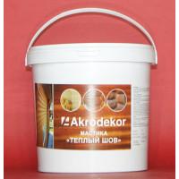 Мастика «Теплый шов» 1,5кг (1л) - сосна
