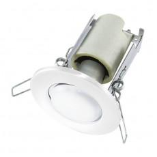 Светильник встраиваемый R50 круглый Е14, 60Вт, 230В, IP20, белый