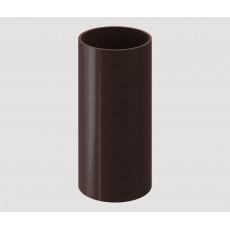 Döcke STANDARD Труба водосточная 3000 мм (Тёмно-коричневый)