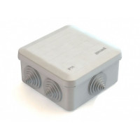 Коробка распаячная о/у 100х100х50, IP55