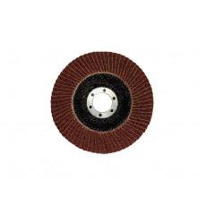 Круг лепестковый торцевой 125*22 А 60 TSUNAMI
