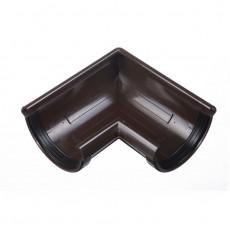 Döcke LUX Угловой элемент 90˚ (Шоколад)