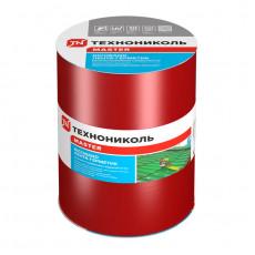 Лента-герметик самоклеящаяся Технониколь Никобенд, красный, 15х1000 см