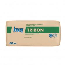 Стяжка Knauf Tribon самонивелирующаяся, универсальная, 30 кг