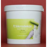 Краска ВД-АК-111 потолочная белая 1,5кг (1л)