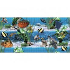 Панель ПВХ 0,3 мозаика «Подводный мир»