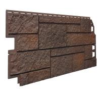 VOX Фасадная панель Solid Sandstone DARK BROWN