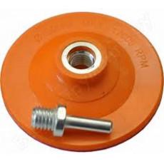 Держатель для АГШК hard (крепл. алм. гибких шлифовальных кругов на М-14 (УШМ),под зажимной)