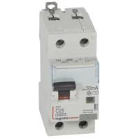 Диф.авт.выкл. 1П+Н C25А 30MA-AC