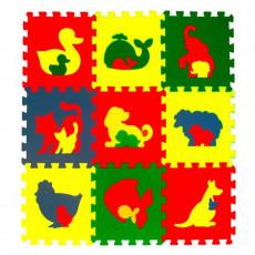 Мягкие полы Ekoprom Eco Cover коллекция Животные 33 X 33