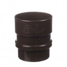 Döcke LUX Муфта соединительная (Шоколад)