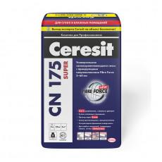 Самовыравнивающаяся смесь Ceresit CN175, универсальная, 25 кг