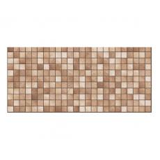 Панель ПВХ 0,3 мозаика Мадера светлая