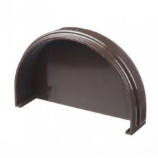Döcke PREMIUM Заглушка желоба (Шоколад)