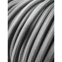 Шнуры резин. 10мм 24 пр. цветной 1 п.м.
