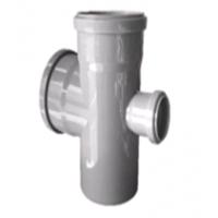 Крестовина 110/50/50х87,5° вн.канализ. (35) VALFEX