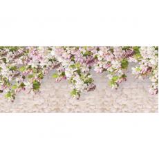 Панель ПВХ 0,3 мозаика Цветущая сирень
