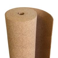 Подложка пробковая, техническая, 2 мм, 1х10 п.м.