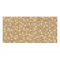 Панель ПВХ 0,3 мозаика Марокко бежевый