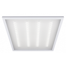 Панель LED PPL 595/U 36Вт 4000K 595мм призма JAZZWAY