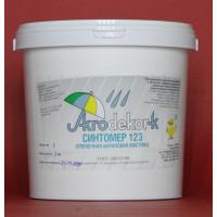 Гидроизоляция обмазочная «Синтомер 123» 1л