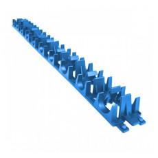 Планка для труб теплого пола универсальная (диаметр 16,20) Valfex