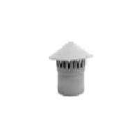 Зонт вентиляционный D 50мм вн.канализ.(100) VALFEX