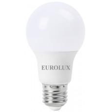 Лампа светодиодная LL-E-A60-9W-230-2,7K-E27 EUROLUX