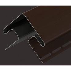 Внешний угол 30 мм BERGART (Шоколад)