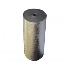 Подложка отражающая фольгированная ЛФ, 10мм, 25 м2