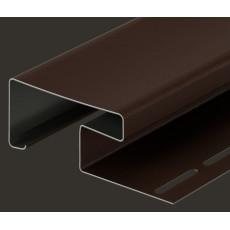 Наличник 89 мм/30 мм BERGART (Шоколад)
