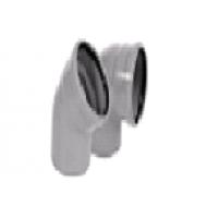 Отвод 87,5°  50мм вн.канализ.(250) VALFEX